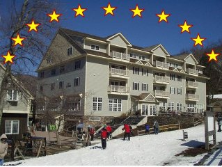 Luxury Mountainside Ski In/Ski Out - Jiminy Peak Resort in the Berkshires