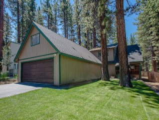A Great Family Home in South Lake Tahoe in a Perfect Location!