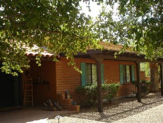 Private Desert Gem,  Just A 1/2 Mile From Tubac Golf Resort And Spa