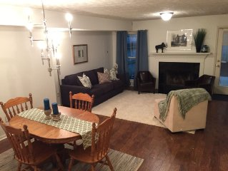 A Renovated 3 Bedroom, 2.5 Bath Townhouse In Downtown Lexington.