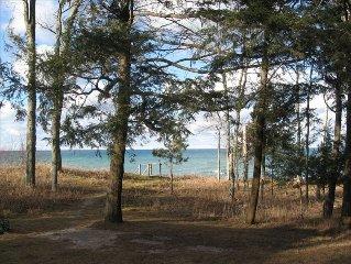 Opal's Cottage on Lake Michigan