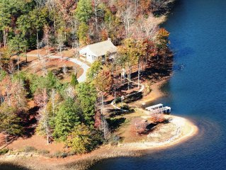 Peaceful Lake Tusc. Setting, Perfect for Bama Football,Graduations,&Weddings!