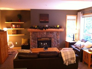Ski-In, 2 Bdrm, Updated, Stone Creek Chalet With