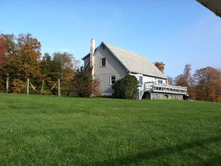 Stay On A Working Horse Farm 10 minutes from Cooperstown! Huge Home!