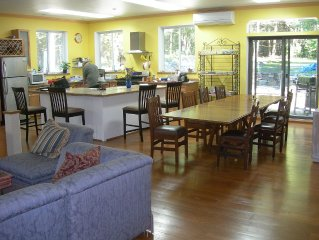 Beautiful Loft-Like Home on 3 Tranquil Acres Between Woodstock and Kingston