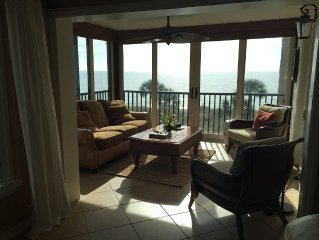 Longboat Key Beach Front With Spectacular Gulf And Bay Views