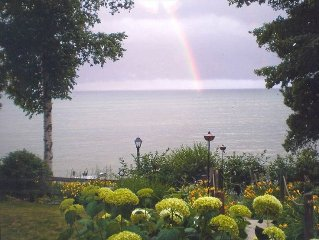 Beautiful Lakefront Home in Southern Door County