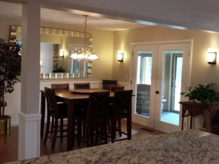 Harbor Springs Condo - Trout Creek, spacious1700' New Remodel 2013 VERY CLEAN
