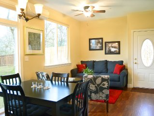 Beautiful Guest Apartment 5 Minutes from Bethel and Simpson University