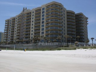 LUXURY Oceanfront Ocean Vistas Condo-AMAZING VIEWS! BRAND NEW ***5 STAR CONDO***