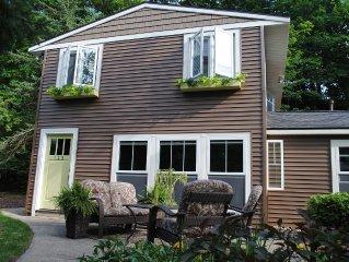 Beautiful Family-friendly Lake Michigan Home