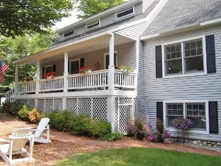 In the heart of Glen Arbor - Walking distance to shops, dining and beaches