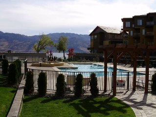 Barona Beach Waterfront Luxury Resort, Kelowna, Bc, Canada
