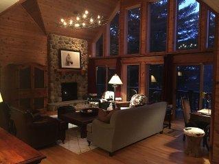 Luxury Family Retreat on Lac Courte Oreilles
