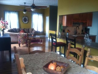 Simplify Rental Guest Home Lebanon, Ohio. (See other guest home at #1007053)