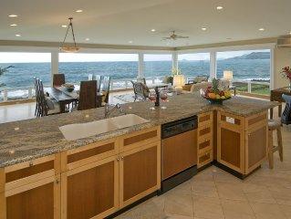 Stunning Kailua Oceanfront House