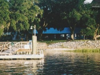 Waterfront Home with Dock *Sleeps 14*