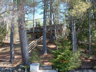 Lakefront 4br, 2ba, Four season retreat