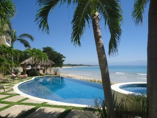 Oceanfront Luxury In Beautiful Punta De Mita