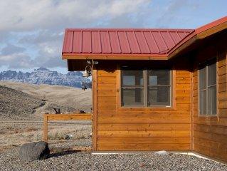 Moose Calf Cabin ('A River Runs Through It')