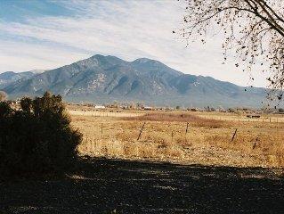 The Jewel of Taos near everything