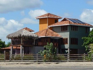 Stunning Pacific Beachfront Property in Unspoiled Nicaragua