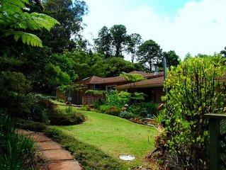 Elegant & Quiet Lehua Cottage at Ho'omana B&B
