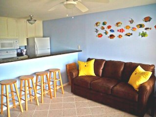 'Almost Two Famous' Ocean view - Lonestar Rally availability! Come relax!