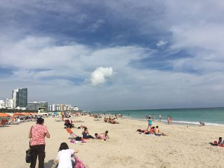 Great South Beach location