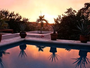 Charming Casita With Village Views