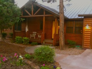 Torreon Sugar Pine Cabin with Golf access