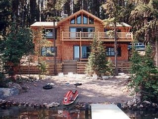 Beautiful Lakefront Cabin on Placid Lake