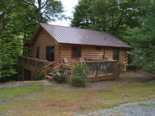 Enjoy the cool Mountain Air at BlackBeary Cottage!