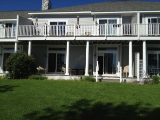 Beautiful Lakefront Condo Located Between Petoskey And Harbor Springs