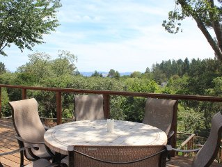 Estate in Heart of the Wine Country, Gorgeous Views - 10 beds, Hot Tub