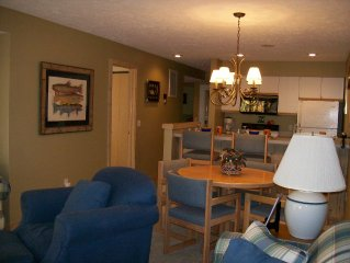 Trout Creek condo #145…Autumn Special...$100/night
