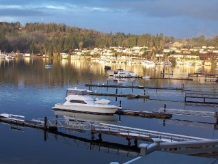 Intimately Charming on Gig Harbor's Historical Waters