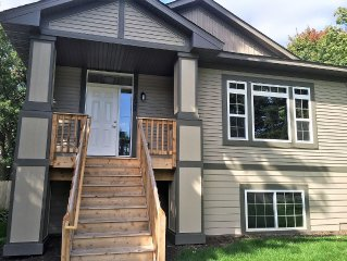 Brand new home in Como Park neighborhood