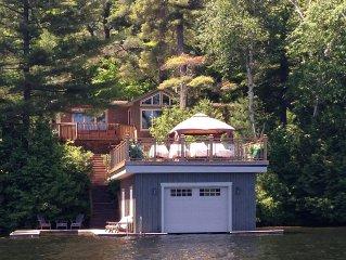 Family Cottage Located On Lake Muskoka - 5 min outside Bala