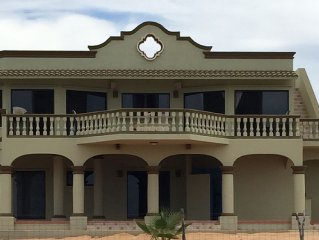 Casa Tranquility- Ocean Villa 'Best Views of the Sea of Cortez' in Paradise