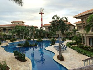 *Brand New Luxurious 2 Bed / 2 Bath Condo In West Bay at  - Wahoo's Roatan*