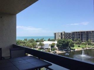 Luxury Beachfront 3 BR/2BA condo.  Now booking Winter 2018.