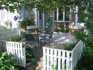Close To Beach, Close To Relaxation, Traditional Cape House Steps To The Beach.