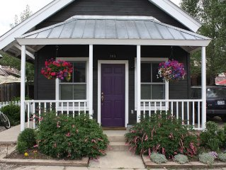 305 Third St.- Beautifully Restored Historic Home in Downtown Crested Butte