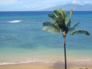 Gorgeous Remodeled Direct Oceanfront, Best Location at Royal Kahana Resort