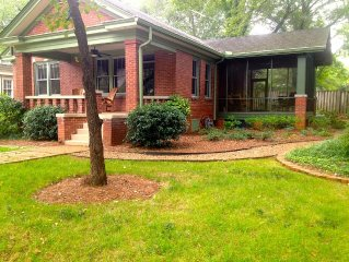 Craftsman Cottage in the Heart of Five Points - Walk to UGA
