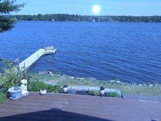 Lin's Lakeside Lodge