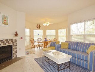 Abbey Ridge Ranch Style Condo Conveniently Located In Resort Community