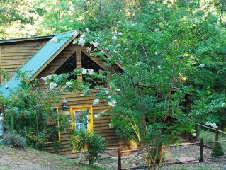 Bumble Bee Hide-a-Way Peaceful Smoky Mountain Retreat w/Hot Tub