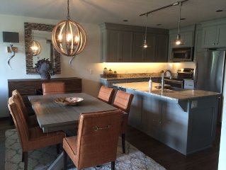 Great Views, Great Location, Newly Renovated & Furnished, Jackson Hole Condo !!